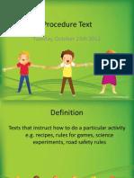 Procedure Text.pptx