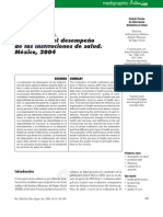 EVALUACION DEL DESEMPEÑO DE LAS INST DE SALUD SEGURIDAD-Abr09.pdf