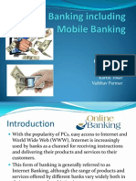 Internet and Mobile Banking