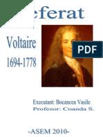 Filosofie Voltaire