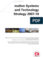 Bristol City Council's Information Systems & Technology Strategy 2007-10 Final 1.0