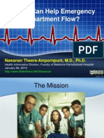 howitcanhelpemergencydepartmentflow-130127065805-phpapp02