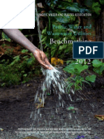 Pacific Water and Wastewater Utilities Benchmarking Report 2012