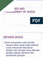 Diagnosis and Management of Shock Gadar 1