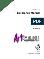 ArtCAMProReferenceManual8.0