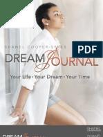 Dream Journal-Shanel Cooper skyes