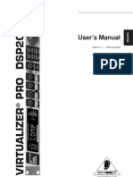 Virtualizer PRO DSP 2024P