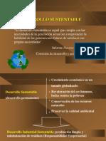 Desarrollo Industrial Sostenible