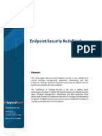 Endpoint Security Redefined 2013