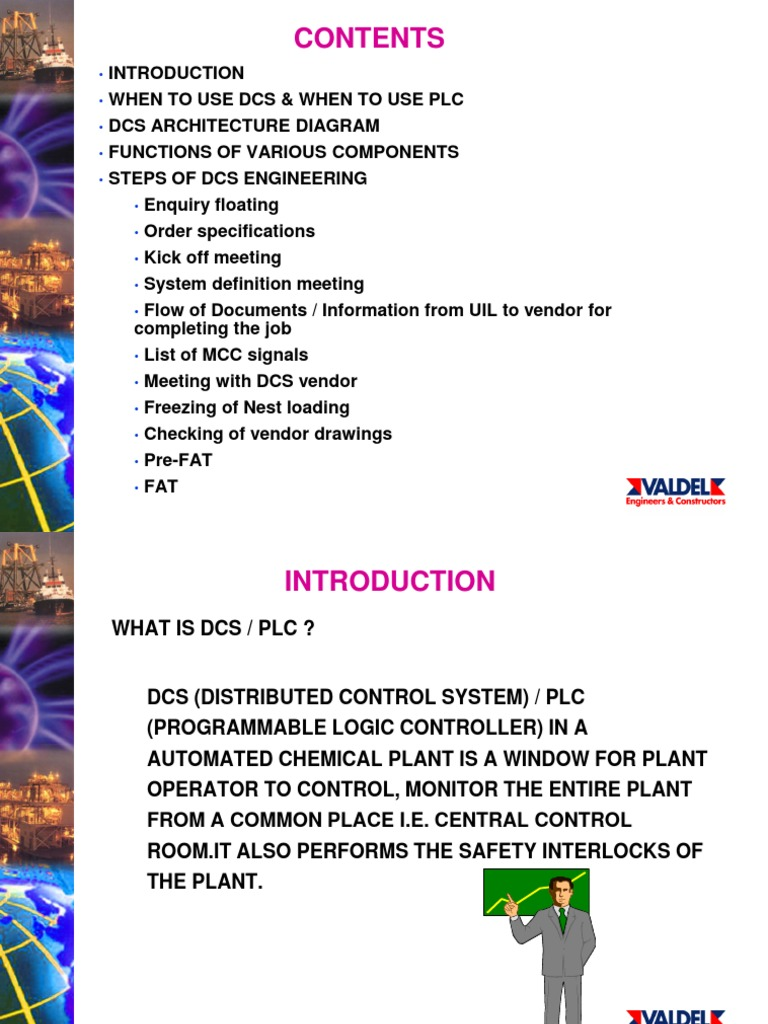 Dcs Plc Programmable Logic Controller Computer Engineering Wiring Diagram