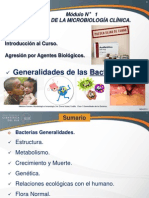 Clase Nº  1_ BIOSEGURIDAD_BACTERIAS GENERALIDADES