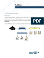 Typical DMZ Configuration WithFTP SMTP and DNS Servers