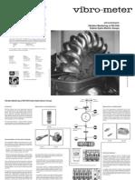 Vibration in Pelton turbines