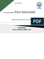 Slide Penyakit Paru Interstisial
