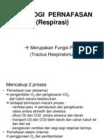Fisiologi Pernafasan - Copy