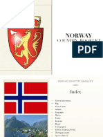 Norway - Country Booklet