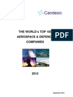 Top 100 Aerospace & Defence Companies