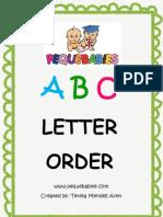 Letter+Order