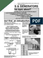 HSC Physics K.I.S.S. Motors & Generators