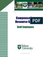 Tulane Compensation Resource Guide v2 4