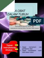 Kerja obat