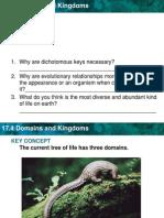 Domains & Kingdoms of Life