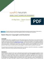 Big Data - Talent Overview_Talent Neuron