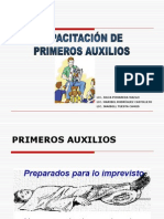 CAPACITACIÓN - PRIMEROS AUXILIOS FINAL