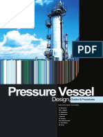 Pressure Vessel Design - Guides and Procedures
