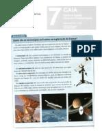 Ficha de Trabalho Tecnologia Espacial