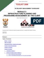 Module 2_ Infrastructure Planning