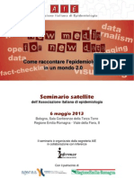 Programma Seminario-satellite