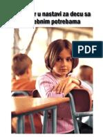 Računar u nastavi za djecu sa posebnim potrebama