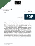 Recommandations de la Cour des comptes sur le plan Très haut débit