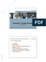 EC3 Design of Joints