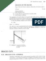 Braced Cuts