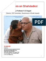 Memoirs on Shahdadkot by K.S. Nagpal 2013
