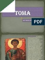 apostolul Toma