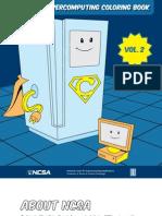 The NCSA Supercomputing Coloring Book-Vol 2