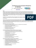 CFP_ICT-DM2014.pdf