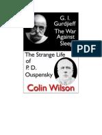 Gurdjieff & Ouspensky