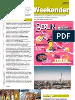 Olive - Berlin Weekender Guide