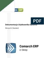 Comarch ERP E-Sklep 6.5 Wersja Standard