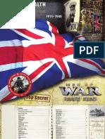 Men of War as Commonwealth En