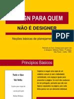 design para quem não é