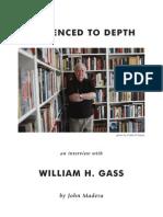 William Gass Interview