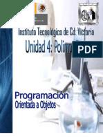 Apuntes Unidad4 Polimorfismo POO