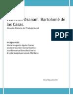 Precursores Federico Ozanam
