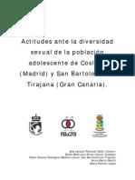 Adolescentes Ante La Divers Id Ad Sexual