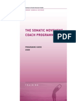 The somatic movement coach programmes